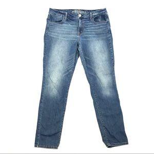 AEO High rise jegging Jeans super stretch 16 reg